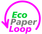 EcoPaperLoop Project Logo